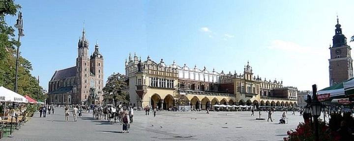 Tani nocleg w Krakowie